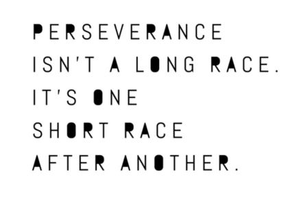 SHORT RACE QUOTE